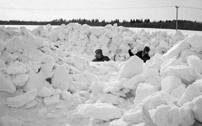"""""""Sechs Tage Eiszeit – Der Katastrophenwinter 1978/79"""""""