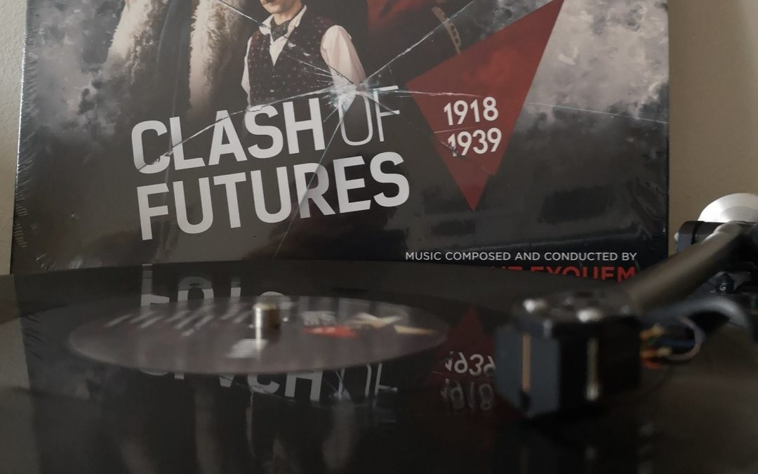 Soundtrack zu Clash of Futures