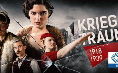 """""""Krieg der Träume"""" nominiert für den Grimme Preis 2019"""