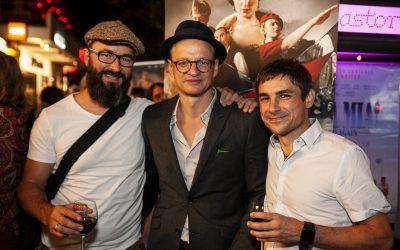 """Teampremiere von """"Krieg der Träume"""" im Berliner Astoria Kino."""