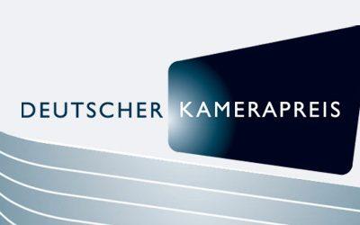 Die Nominierungen für den Deutschen Kamerapreis stehen fest.