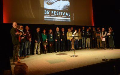 "Going Nuts won the ""Grand Prix du Festival"""