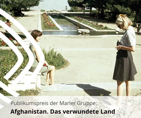 """GRIMME AWARD WINNER – """"Afghanistan. The Wounded Land"""""""